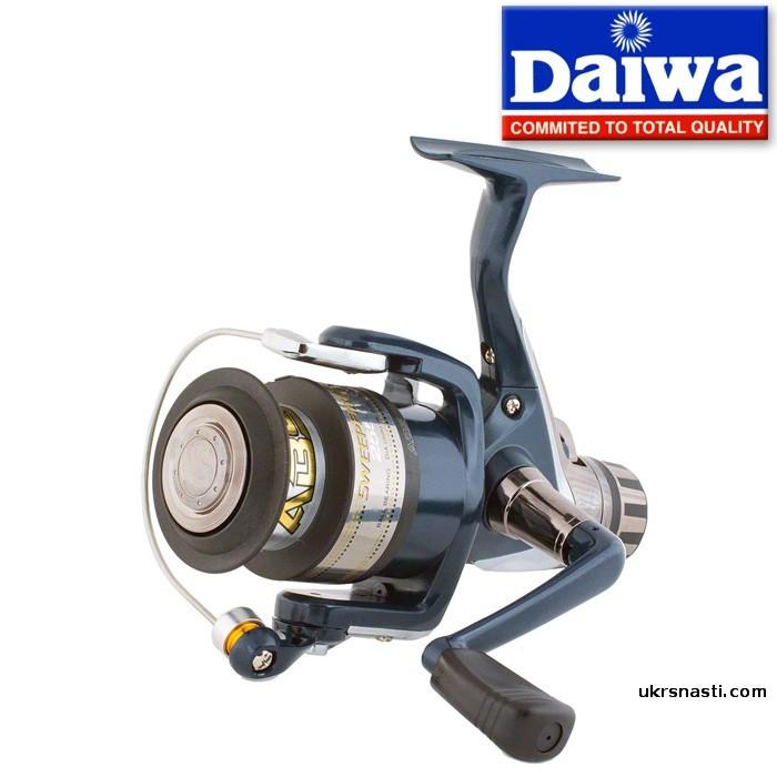 устройство безынерционная катушка с задним фрикционом daiwa sweepfire 2050 x