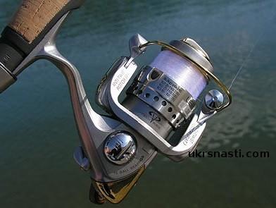 рыболовная катушка тика либра